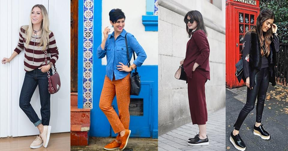 Fotos dos blog Glam 4 you, Hoje vou assim off e My blueberry nights blog, e do Instagram @blankitinerary, respectivamente